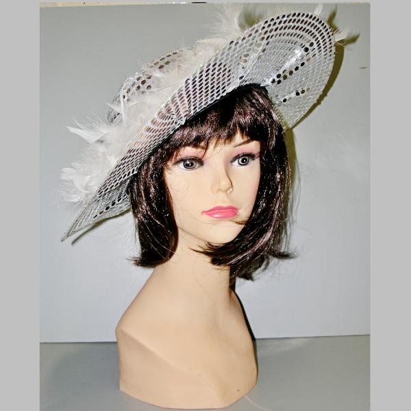stříbrný-klobouk,Ladana