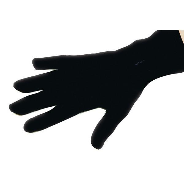 rukavice-hracske-cerne, Ladana