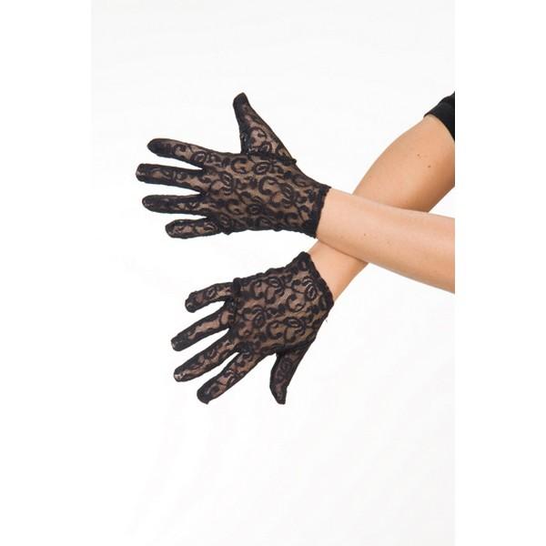 rukavice-krajkove-cerne, Ladana