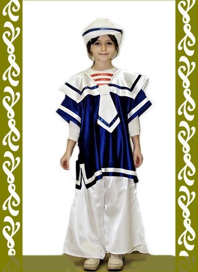 kostým námořník, půjčovna maškarník kostýmů Ladana