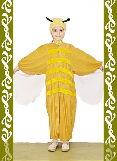 kostým včelka, dětské karnevalové kostýmy Praha, Ladana