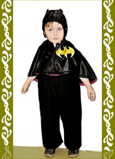 kostým Batman, půjčovna karnevalových kostýmů Praha, Ladana