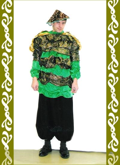 kostým číňana, půjčovna karnevalových kostýmů, Praha Ladana