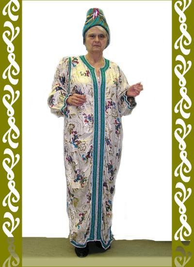 kostým Indka, půjčovna karnevalových kostýmů Praha, Ladana