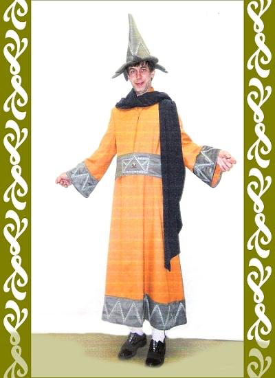 kostým Druid, půjčovna karnevalových kostýmů Praha