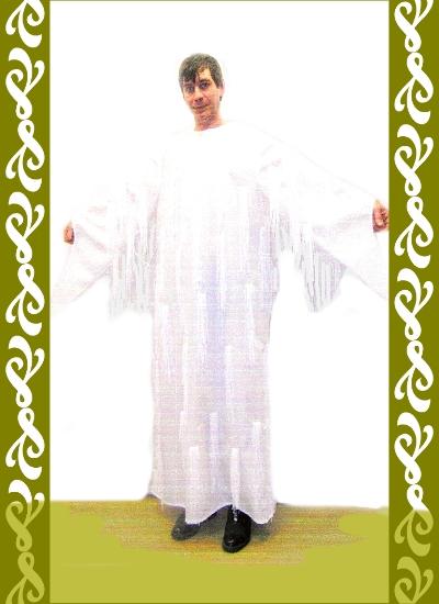 kostým ducha, půjčovna maškarních kostýmů Praha, Ladana