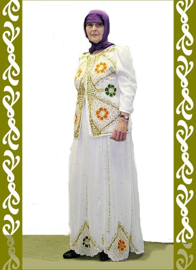 Arabský kostým, půjčovna maškarních kostýmů Praha, Ladana