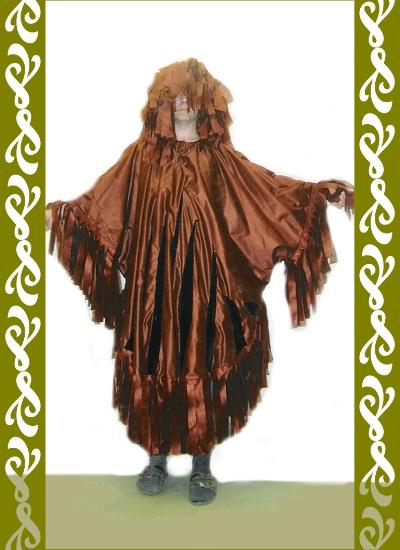 kostým hejkala, půjčovna karnevalových kostýmů Praha, Ladana