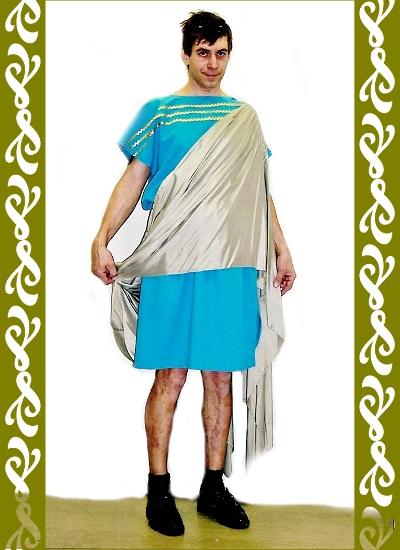 kostým Říman, historické kostýmy půjčovna Ladana