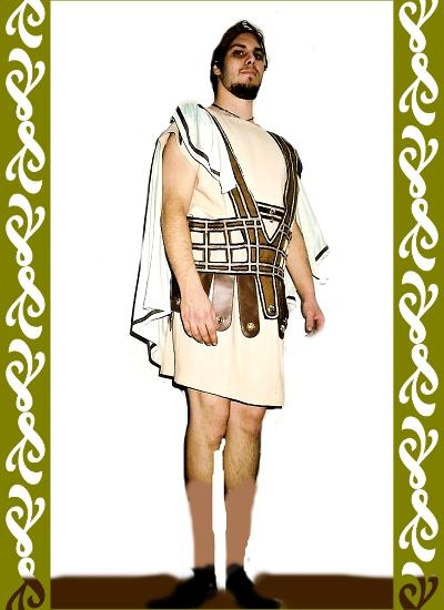 historické kostýmy Řek, půjčovna Ladana, Praha