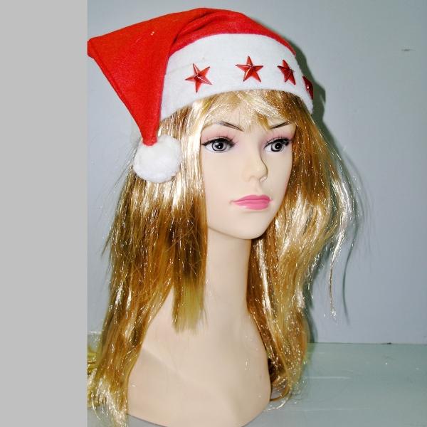 čepice svítící Santa Claus, Ladana