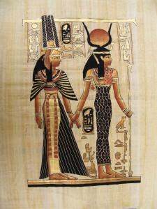 egypt oděv 3