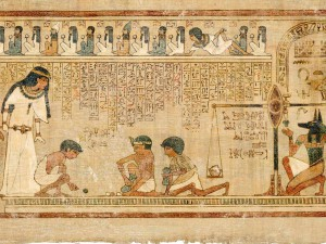 egypt oděv 4