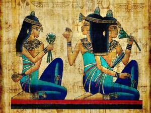 egypt oděv 5