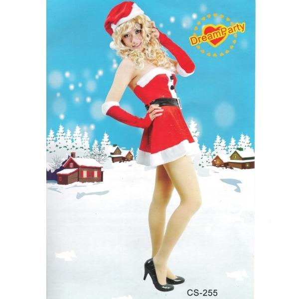 kostým Santa Clauska, Ladana