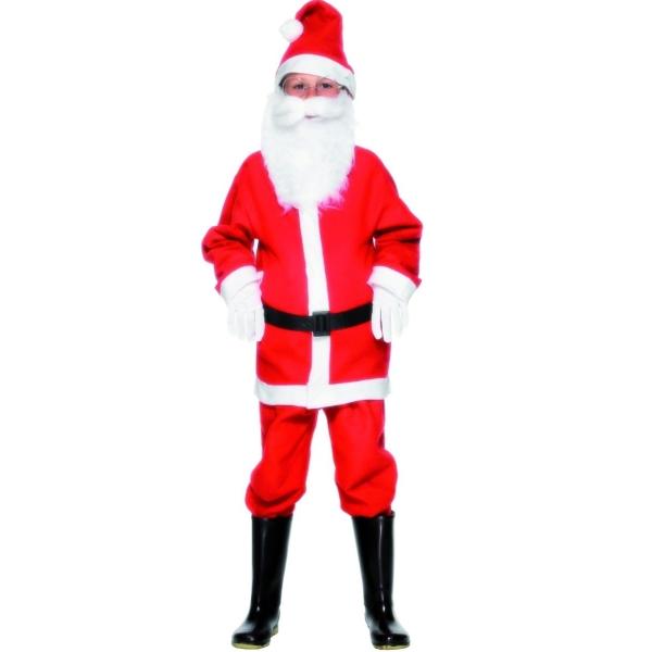 kostým dětský Santa Claus, Ladana