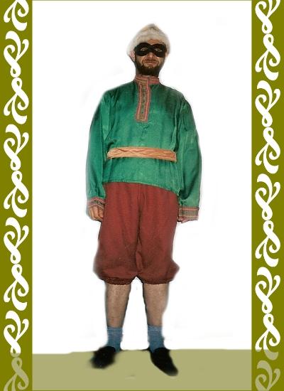 kostým Ivánek, půjčovna kostýmů Ladana