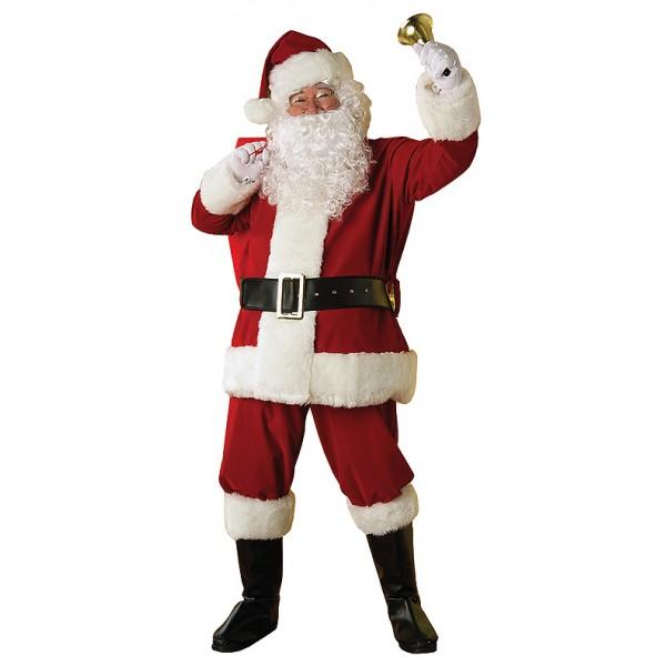 kostým Santa Claus, Ladana