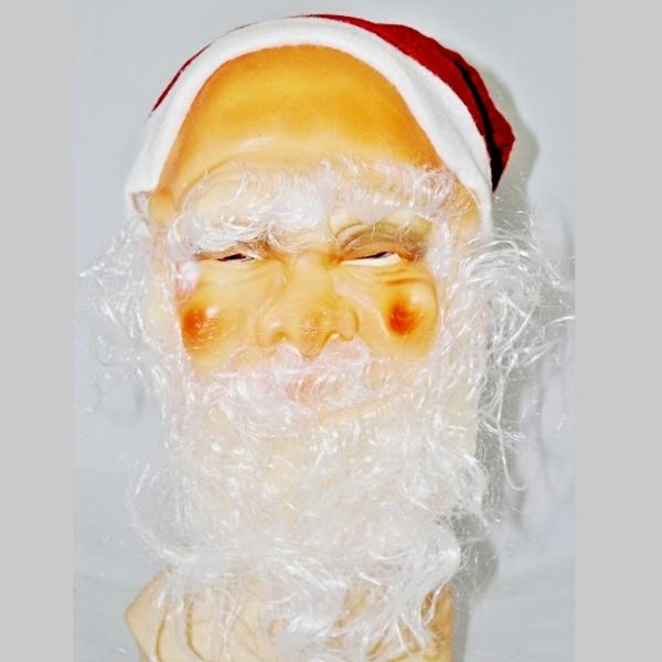 maska Santa Claus, Ladana