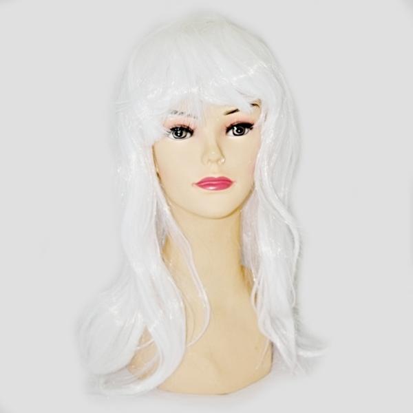 paruka Anděl, bílá půjčovna Ladana